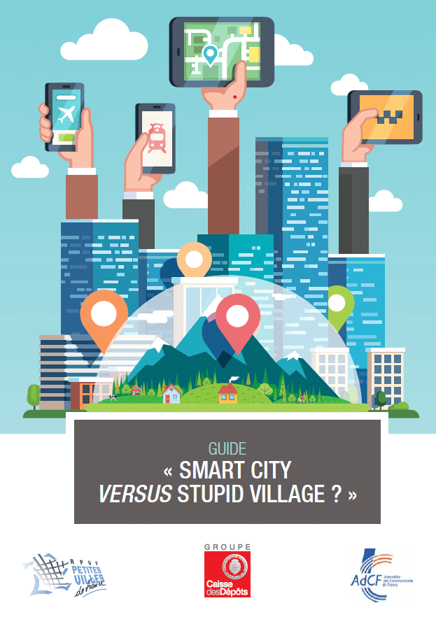Smart City vs Stupid Village 1